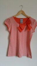 Next orange top size 12 <S2855