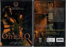 DVD - OTHELLO - Orson Welles - NEUF