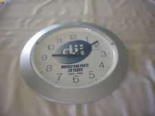 DII Muscle Car Parts Clock 20 Years 1984-2004