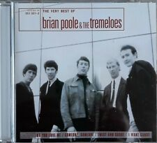 """BRIAN POOLE & THE TREMELOES      """"THE VERY BEST OF""""    SPECTRUM   (LIKE NEW)  CD"""