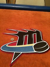 Lake Erie Monsters AHL Official Stitched Hockey Crest Patch 12 X 11 inches