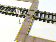 FOOT CROSSING PEDESTRIAN LEVEL CROSSING OO GAUGE 1:76 MODEL RAILWAY - LX051-OO