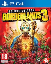 Borderlands 3 Deluxe Edition Ps4 Game - 18 Years