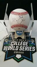 Nick Madrigal oregon state beavers Autographed Signed Baseball Sweet Spot