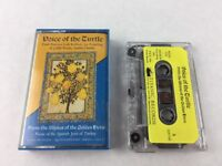 Voice of the Turtle Music of the Spanish Jews of Turkey 1989 Audio Cassette Tape
