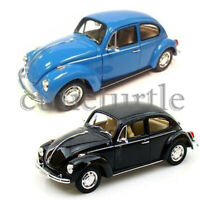 Welly Volkswagen Beetle Hard Top 1:24 - 1:27 Diecast Model Display Toy Car 22436