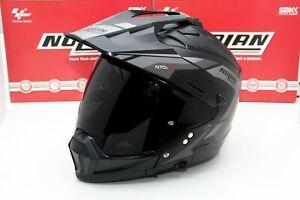 Nolan N70-2 X - Grandes Alpes N-Com (21 Flat Black)