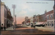 AUSTIN MN ~ 1900's MAIN STREET ~ Candy Store ~ Price Tailor & More !