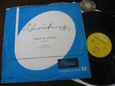 LP Anton Bruckner Filarmonica n. 4 Konwitschny STEREO opera GERMANY 60s | m-to EX