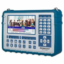 Megasat Satellite Meter HD 5 Combo DVB-S2 Satellite DVB-C DVB-T2 Gauge Display