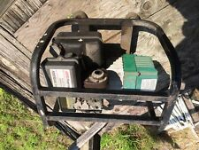 Portable 120V generator