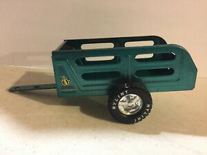Nylint Trailer w Chrome Mag Rims for Hauling Items 1/16 Scale  by Nylint.