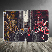 Case For iPad Air Mini Pro 12.9 11 10.5 9.7 10.2 Dark Nightmare Before Christmas
