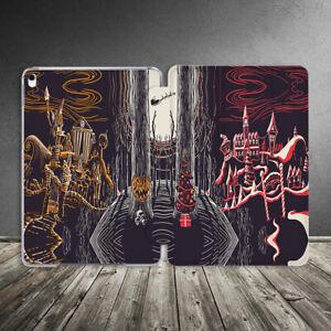 Case For iPad Air Mini Pro 12.9 11 10.5 9.7 10.2 Dark Nightmare Before Christmas