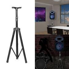 Tripod DJ PA Speaker Stand Holder Mount, Adjustable, Rugged Steel Construction