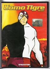 dvd UOMO TIGRE DVD SERIES 18