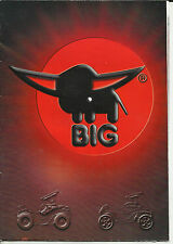 Katalog Big Kinderfahrzeuge ca.2005 Bobycar Rutscher Trecker Zubehör