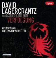 VERFOLGUNG (SA) - WUNDER,DIETMAR  2 MP3 CD NEU