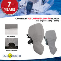 Running Cover for Yamaha Outboards V8 5.3L Oceansouth Vented