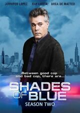 Shades Of Blue : Season 2 (DVD, 2018, 4-Disc Set)