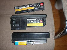 LOT 2 LENOVO LAPTOP BATTERIES 45N1001 And 42T4530