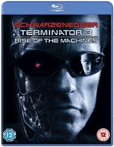 TERMINATOR 3 - RISE OF THE MACHINES BLU-RAY [UK] NEW BLURAY