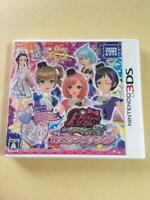 USED Nintendo 3DS Pretty Rhythm Rainbow Live Kira Kira My Design(ONLY software)