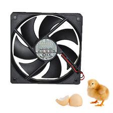 DC 12V Mini Fan For Mini 48/56 Automatic Egg/Chicken  Incubator Accessories Best