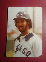 Harold Baines Chicago White Sox  1980s Autograph Signed Photo