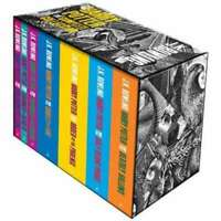 Harry Potter The Complete Collection 7 Books Set Box Collection J K Rowling - Bl