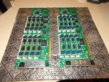 Lot of (2) Synway SHT-16C-CT/PCI/FAX PCI Analog Voice Boards
