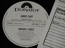 James Last-Voodoo Party-LP POLYDOR PROMO archivio-copy MINT