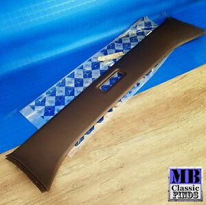 Mercedes Benz W126 Rear Headliner Roof Trim Moulding 380 500 560 Sel Se 280