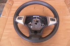 VAUXHALL CORSA D VINYL STEERING WHEEL WITH CONTROLS