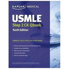 Kaplan USMLE Step 2 CK Qbook , 6e