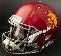 USC TROJANS NCAA Riddell SPEED Full Size Authentic Football Helmet