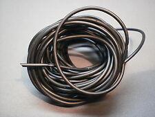 1/18 1/24 1/25 Model Car or Truck Black Vinyl Hose - 2 mm Hollow -$0.99 Per Foot