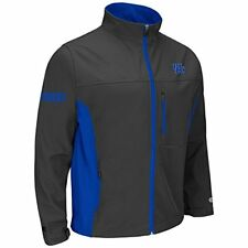 Kentucky Wildcats Yukon II Jacket Small Charcoal Gray Blue Full Front Zip
