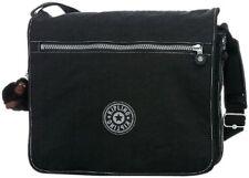 Kipling Madhouse Expandable Messenger Bag, Black, One Size TM2133 msrp $99.00