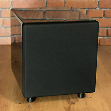 BK Electronics XLS200-FF MK2 Powered Subwoofer. Gloss Black
