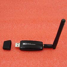 Adaptador Inalámbrico Usb Wifi 300 Mbps Red Lan Tarjeta 802.11n/g/b + Antena