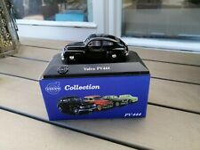 VOLVO COLLECTION 1/43 DIECAST VOLVO  PV  444 In Black Mint  BOXED