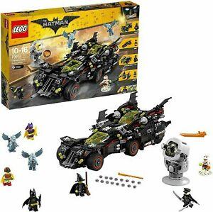 BRAND NEW AND SEALED LEGO 70917 DC COMICS THE ULTIMATE BATMOBILE