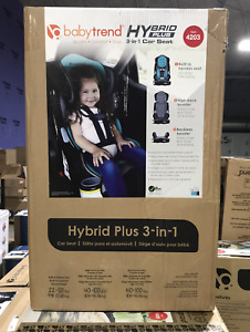 Baby Trend Hybrid Plus 3-in-1 Booster Car Seat - Teal Tide