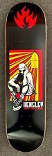 Black Label Matt Hensley NOS Skateboard Deck Powell Peralta Santa Cruz H-Street