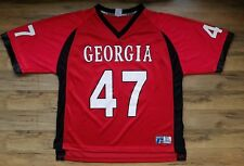 Georgia Bulldogs Daniel Harper #47 RUSSELL  ATHLETIC Jersey XL Rose Bowl 2018