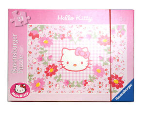 Ravensburger Kids Hello Kitty in Blossom 24 Jigsaw Puzzle