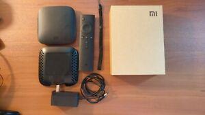Xiaomi Mi Box 4K Ultra HDR TV Streaming Media Player