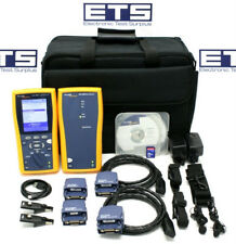 Fluke DTX-1800 Cable Analyzer With Smart Remote