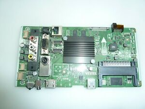 "MAIN BOARD FOR BUSH LED49292UHDFVPHDR 49"" TV 17MB130S 23470414 Pre-owned (B1)"